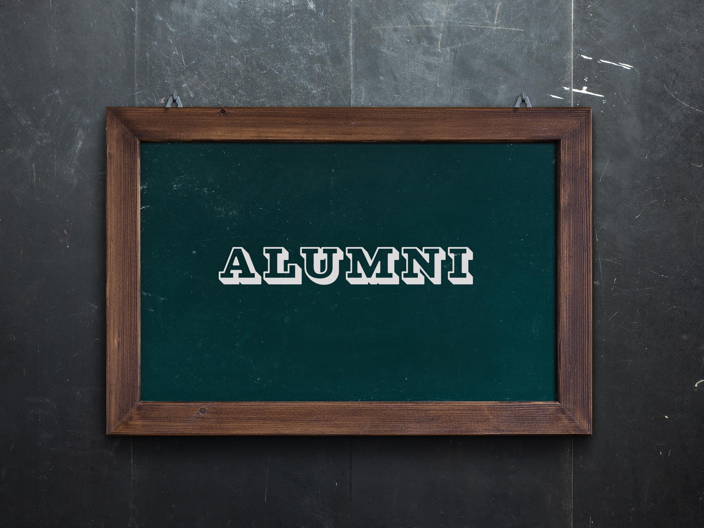 Impressionen des Alumni-Abends